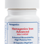 Hemagenics Iron Advanced with 5-MTHF 30 VegeCaps
